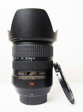 Nikon AF-S Nikkor 24-120mm VR F/3.5-5.6 G * Excellent * Ships Worldwide !