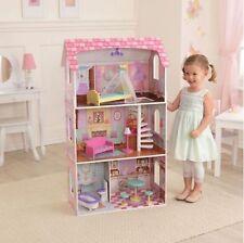Kidkraft Penelope Dollhouse - Wooden Doll House Size 12 Inch Barbie Dolls
