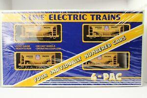 K-Line K-6724A Union Pacific Ore Car 4-PAC Freight Model Train Car