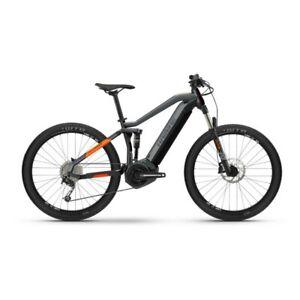 Fullseven 4 27,5 120mm 10v 500wh Yamaha Pw-St Black/Grey 2021 Haibike E-Bike