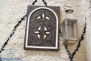 Morocco mirror arch mirror bone inlay mirror boho mirror handmade door mirrors