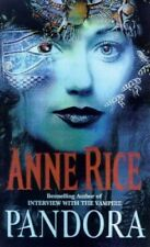 Pandora: New Tales of the Vampires by Rice, Anne Paperback Book The Cheap Fast