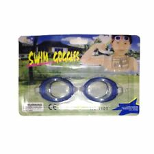 Swim Glasses Swimming Goggles with Earplugs - BLUE