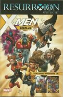 X-MEN GOLD #1 -RESURRXION SPOLIGHT MARVEL COMICS-FIRST ISSUE PREVIEW, MAY 2017