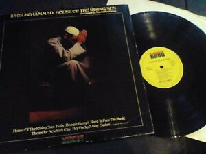 Idris Muhammad - House Of The Rising Sun LP Vinyl  //  VG Zustand  // 3246
