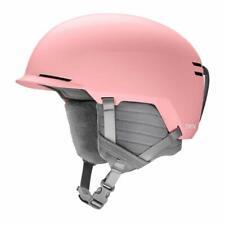 0ea762cb18 Smith Optics Scout Jr. Youth Ski Snowmobile Helmet (Matte Dusty Pink    Medium)
