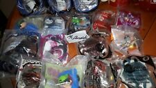 HUGE LOT HAPPY MEAL TOYS STILL SEALED NEW SEE DESCRIPTION AND PICS MCS BK WENDYS