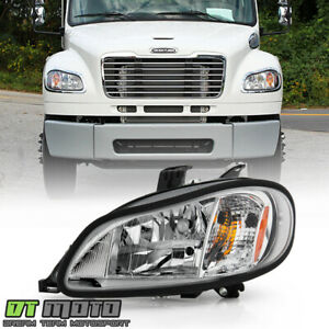 2004-2012 Freightliner Business Class M2 03-19 106|112 Headlight Headlamp-Driver