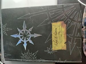 Liber chaotica: Complete Books 1-5 Warhammer Hardback Black Library OOP