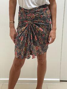 Isabel Marant Floral Print Skirt