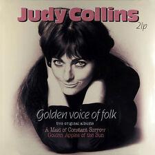 Judy Collins / Golden Voice Of Folk - Vinyl 2LP 180g