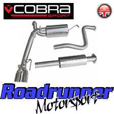 Cobra Sport Astra GTC J 1.6T Cat Back Auspuffanlage Edelstahl betrifft VX33