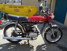 Yamaha FS1e DX Classic Fizzy 2 Stroke Moped 1981 UK registered