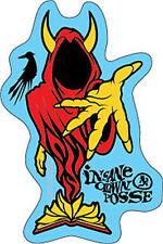 INSANE CLOWN POSSE The Wraith: Shangri-La Sticker NEW OFFICIAL MERCHANDISE ICP