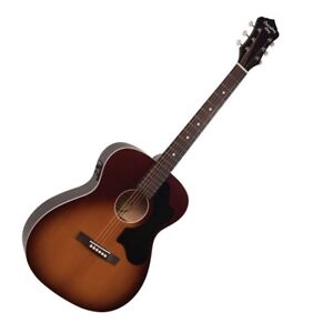 Recording King Dirty 30s Series 9 000 Acoustic Electric Guitar Tobacco Sunburst