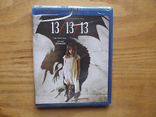 13/13/13 (Blu-ray Disc, 2013) Trae Ireland, Erin Coker, Jody Barton - New