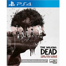 The Walking Dead Telltale Definitive Series PS4 (inc All 4 Seasons & DLC) NEW