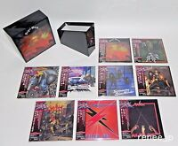 Angel Witch, Raven, etc. / JAPAN Mini LP SHM-CD x 9 titles + PROMO BOX Set!!