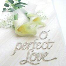 Wedding Program Printable Ceremony Bulletin White Calla Lilies 50 Count DIY New