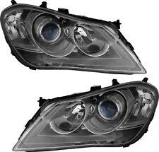 Halogen Headlight Headlights NEW Pair Set for 10 11 12 13 Suzuki Kizashi