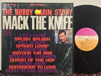 Bobby Darin Mack The Knife VG+ ORIG ATCO IN SHRINK