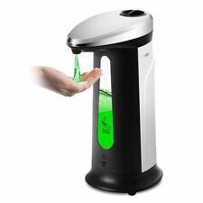 Electroplated Automatic Liquid Soap Dispenser Smart Sensor Touchless Sanitizer