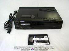 SONY EV-S1 ( EV-C3 ) 8mm PCM Digital Stereo VCR *High-End - 90 Days Warranty