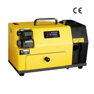 End Mill Grinder Sharpener MR-X1 Grinding Sharpening Machine 4-14 mm CE