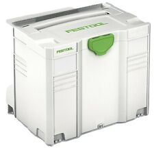FESTOOL SYSTAINER T-LOC SYS 4 TL CARRY CASE TOOL BOX BRAND NEW SYSTAINER 4