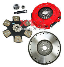 XTR STAGE 4 CLUTCH KIT & OE FLYWHEEL 86-95 FORD MUSTANG GT LX COBRA SVT 5.0L V8