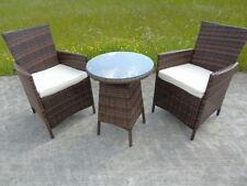 3 Set di tavoli e sedie da esterno