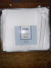 Nestl Deep Pocket Split King Sheets: 5 Piece Split King Size Bed Sheets with