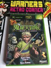 Xbox Japón importación tomó por el Ghoulies Juego Nuevo Sellado Retro Gaming en Caja