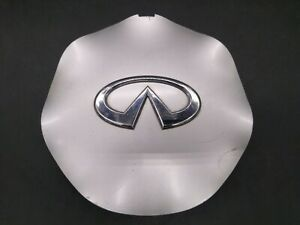 1 Single OEM 2003-2005 Infiniti Q45 Painted Silver Center Cap  40315 CG010-A