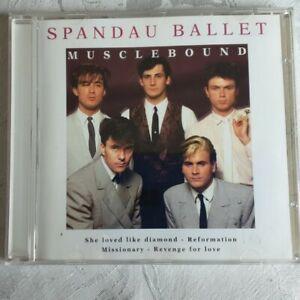 SPANDAU BALLET - MUSCLEBOUND CD