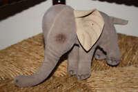 Steiff Trampy Elephant 17 CM 0510/17 1970s