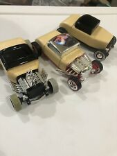 2010 Calello Automoblox 2010 Numbered Sports Car Wooden Chrome