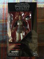 Star Wars Black Series 6 Inch LANDO CALRISSIAN Skiff Guard Hasbro New #76