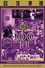 Omega Psi Phi 100 Year Anniversary Prints