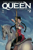 FORGOTTEN QUEEN #2 (OF 4) CVR C ANDOLFO 2019 VALIANT ENTERTAINMENT 03/27/19