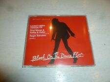 MICHAEL JACKSON - Blood On The Dance Floor - 1997 UK limited edition 4-track