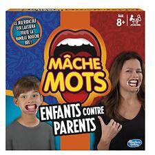 Hasbro Gaming - Mâche-mots Enfants contre parents C31451010