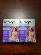 Activyl Topical Flea Treatment for Dogs & Puppies 44-88 pounds 6 month supply