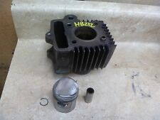 Honda 50 Z Z50-K1 MINI TRAIL Used Engine Cylinder & Piston 39mm 1970 HB212