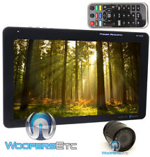 "pkg POWER ACOUSTIK PD-1032B DETACHABLE 10.3"" CD DVD BLUETOOTH USB SD + CAMERA"