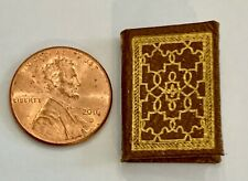 Dollhouse Miniatures Book The Wind in the Willows Barbara Raheb 63/300
