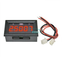 "0.36/""5Digit DC0-33.000V//0-4.3000-33.000V Precision Voltmeter Panel Meter A2TS"