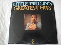 "LITTLE MILTON Greatest Hits LP 1972 Chess Records CH-50013 Vinyl ""I PLAY DIRTY"""