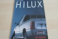122906) Toyota Hilux Prospekt 07/1991