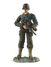 1:18 Unimax Toys Forces of Valor Bravo Team WWII US Army NCo Figure w/ Thompson